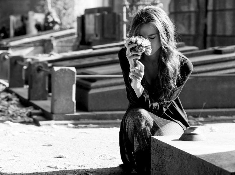 Плачут небеса: как пережить потерю близкого человека