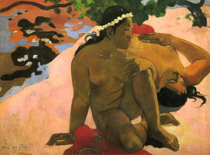 Картина Поля Гогена