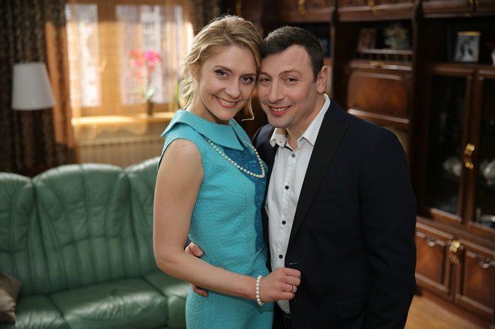Кирилл Бин и Катерина Кистен