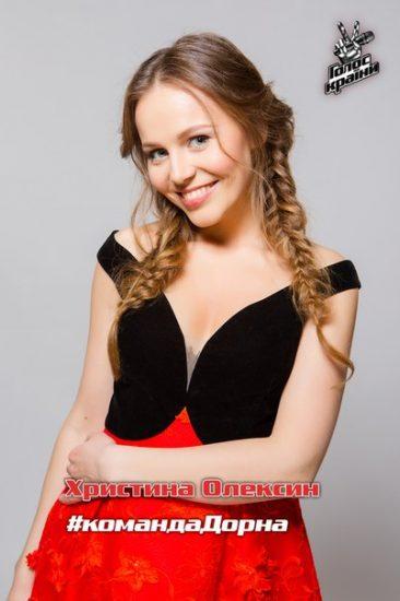 Кристина Олексын