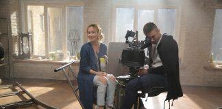 Ксения Бугримова снимает короткометражный фильм