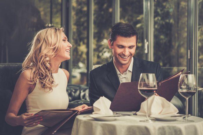 Грузинские рестораны в Киеве для свиданий