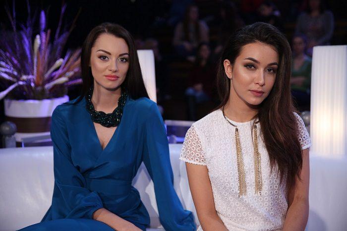 Наташа Кондратенко сидит с Анетти