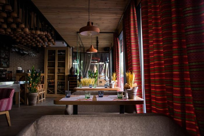 Ресторан Хачапури и Вино 3