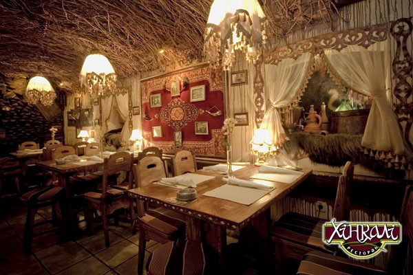 Ресторан Хинкали 2