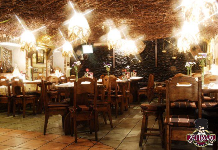 Ресторан Хинкали