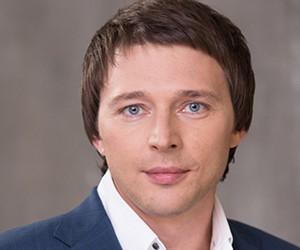 Генеральный директор «Нового канала» 40-летний Владимир Локотко