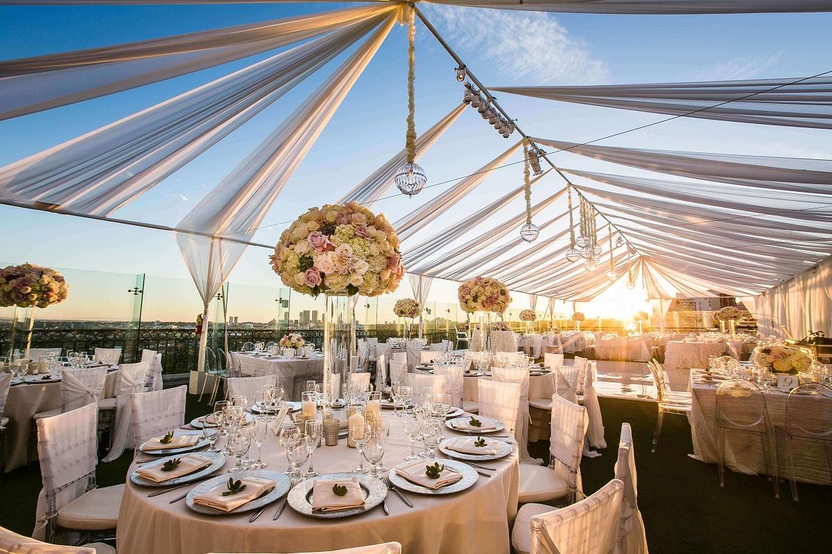 7 великолепных идей для декора летней свадьбы