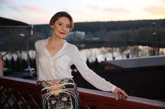 Героиня скетчкома «Коли ми вдома» Екатерина Кистень делится секретом, как мотивировать мужа