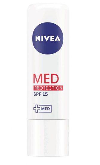 """Бальзам для губ """"Интенсивная Защита"""" SPF15 от Nivea"""