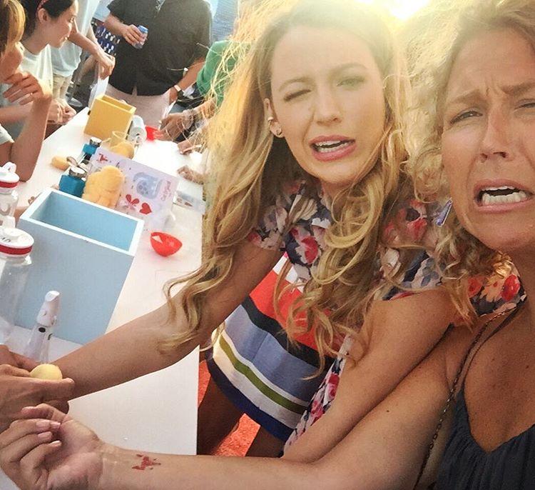 Звездный Instagram: самые смешные фото гламурной дивы Блейк Лайвли