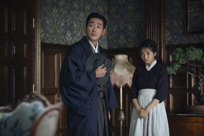 Фильм Служанка (Южная Корея)