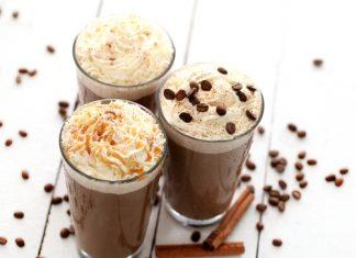 6 Вкусных Коктейлей с Добавлением Кофе