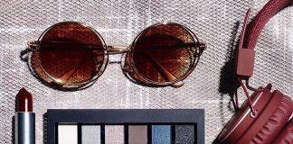 Тени и помада от Maybelline, очки и наушники