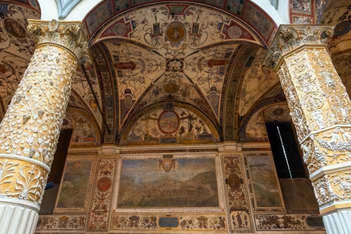 Палаццо-Веккьо, Флоренция