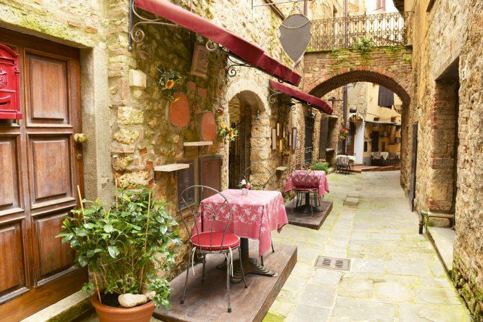 Ресторан в Тоскане, Флоренция