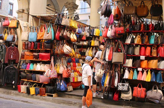 Рынок кожи, Флоренция