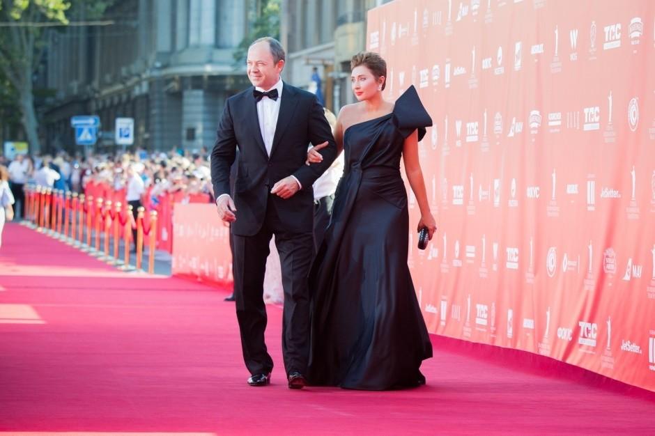 Сергей Тигипко с женой