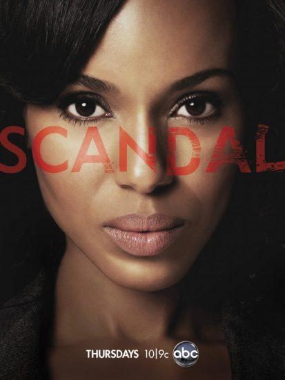Оливия Поуп – главная героиня сериала «Скандал»