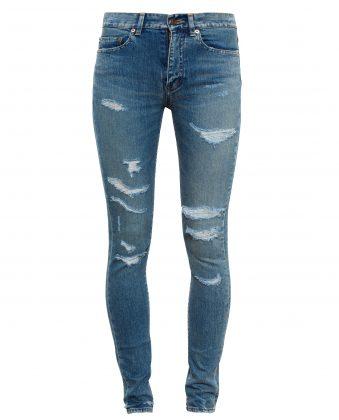 Женские обтягивающие джинсы