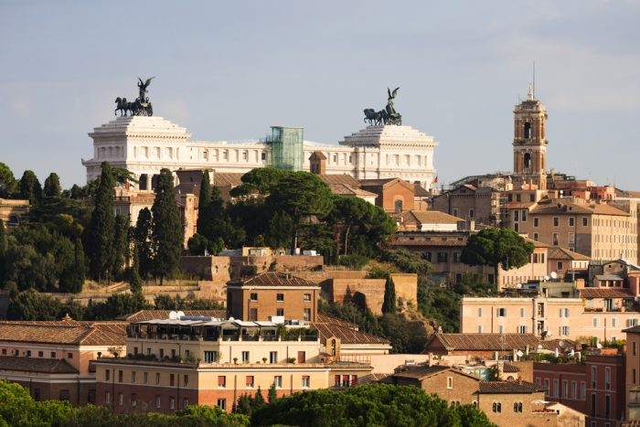 Авентинский холм, Рим