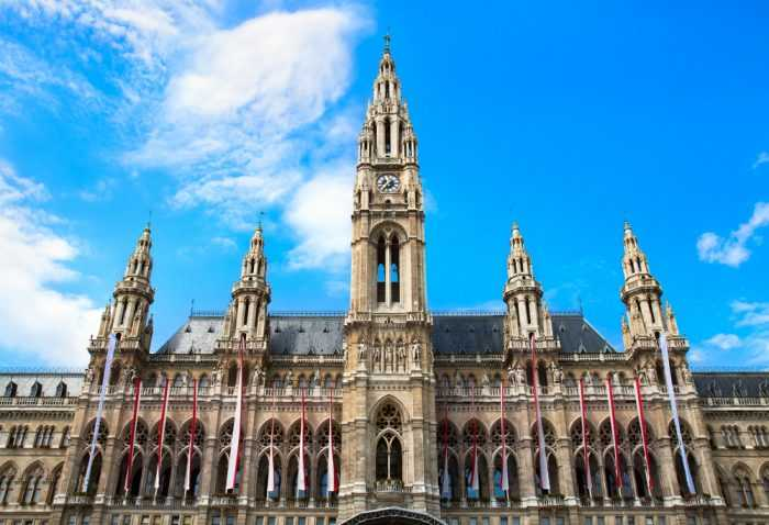 Городская ратуша, Венна