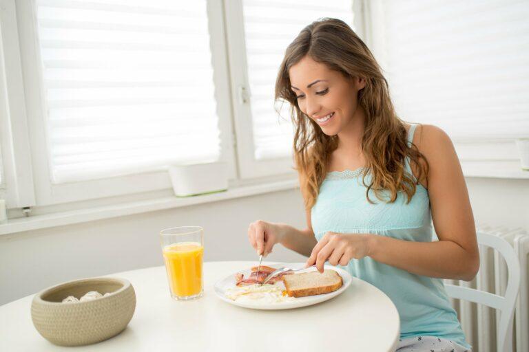 Идеальные продукты для полезного завтрака