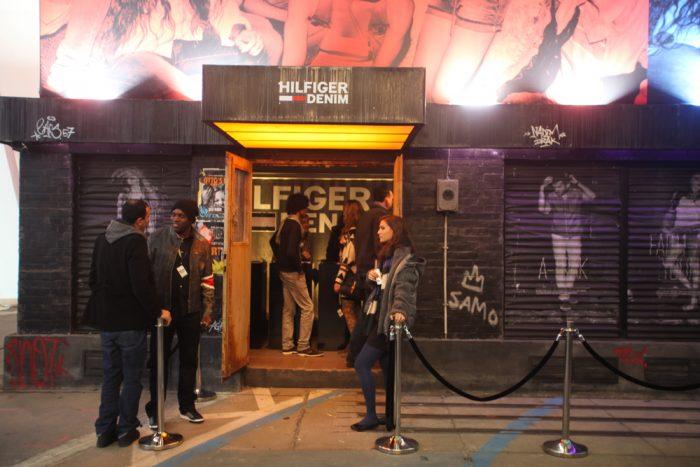 Ночной клуб в Берлине