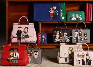 Сумки, клатчи и кошельки Dolce&Gabbana семья