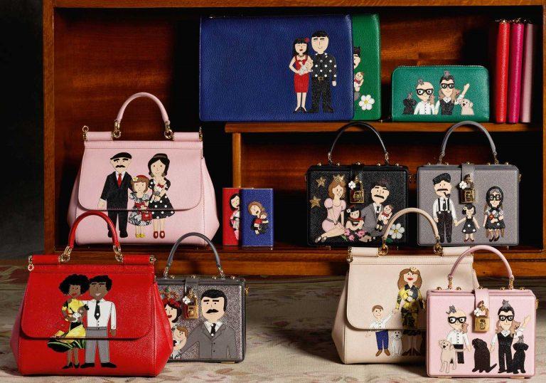 Трендовые сумки сезона осень-зима – 2016/2017 от Dolce&Gabbana