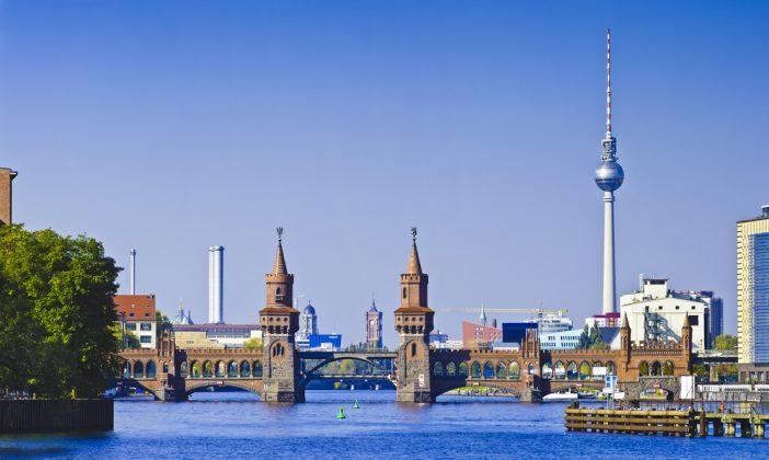 Телебашня в Берлине 3