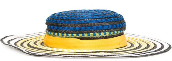 Широкополая шляпа от Missoni