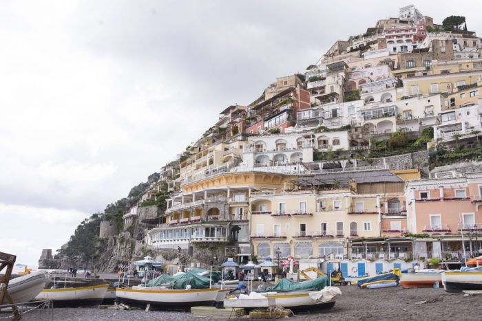 Амальфи в Италии