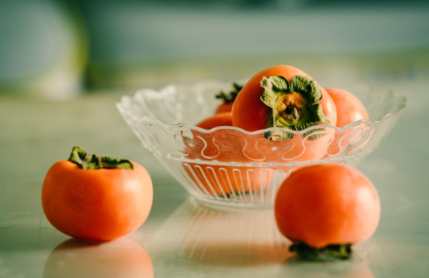 Осенний рацион для здорового питания 9 лучших продуктов - Хурма
