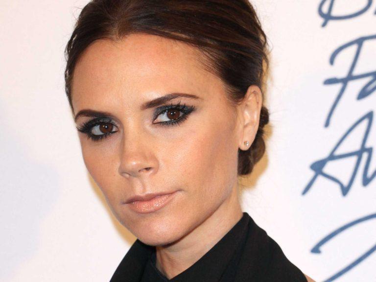 Виктория Бекхэм создала линию косметики для бренда ESTÉE LAUDER