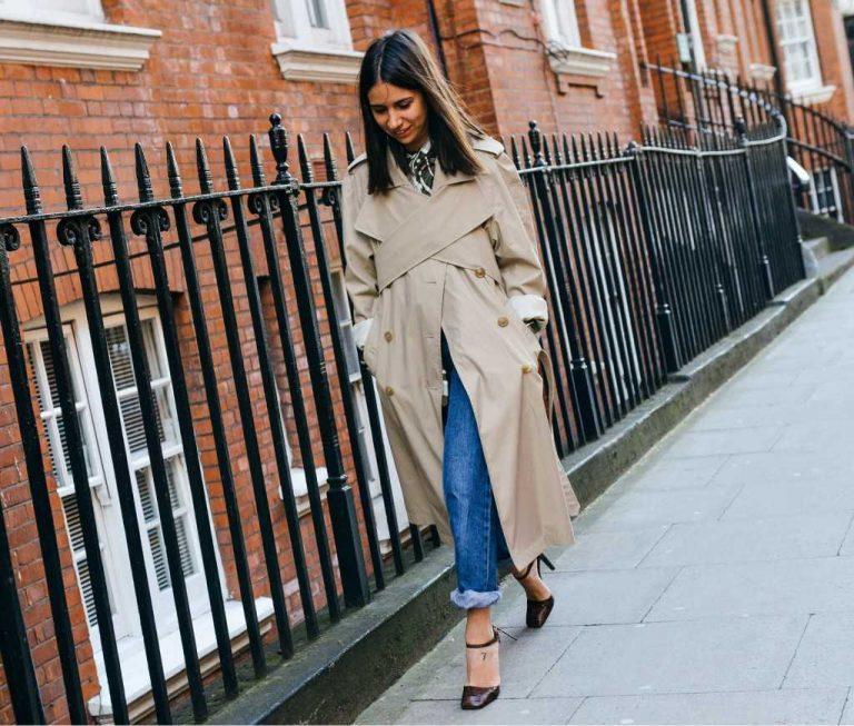 Street Style: тренчи для теплой погоды