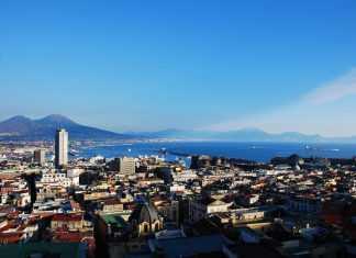 фото Неаполя с высоты