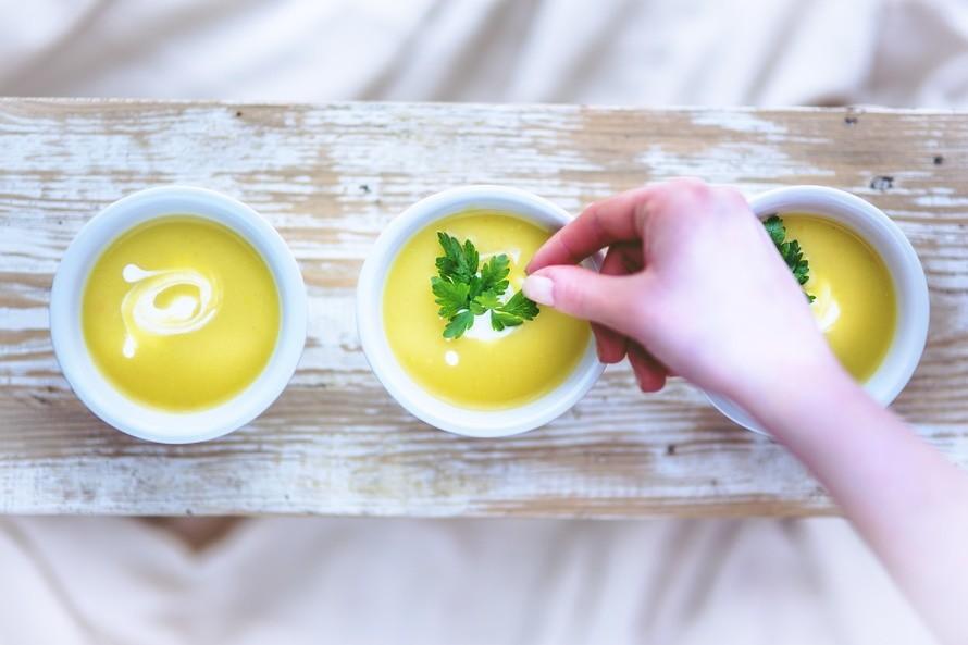 порции супа