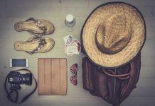 вещи для путешествий