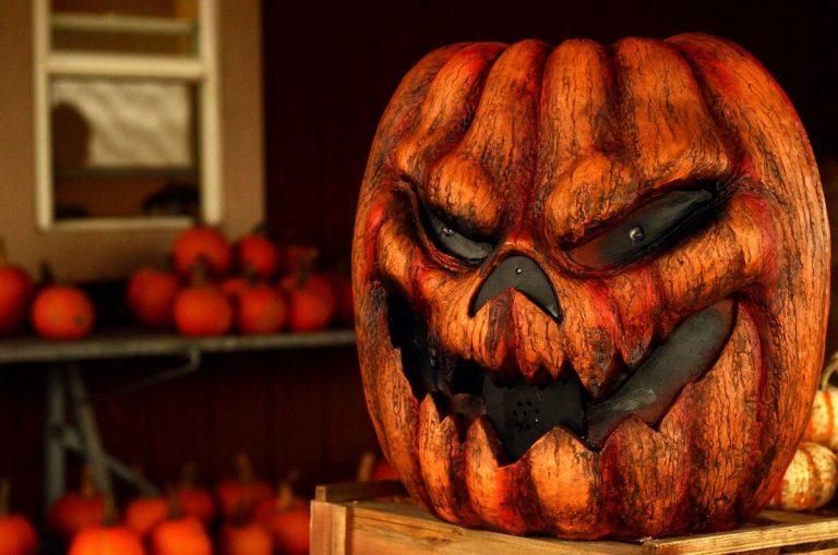 6 идеи для дома на Хэллоуин