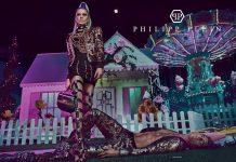 рекламная кампания Philipp Plein