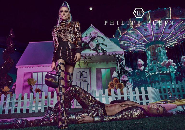 Певица Ферги стала лицом новой рекламной кампании Philipp Plein