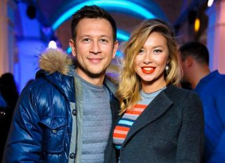 Дмитрий Ступка и Полина Логунова впервые стали родителями