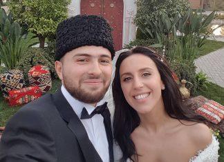 Джамала и Бекир Сулейманов отправились в свадебное путешествие
