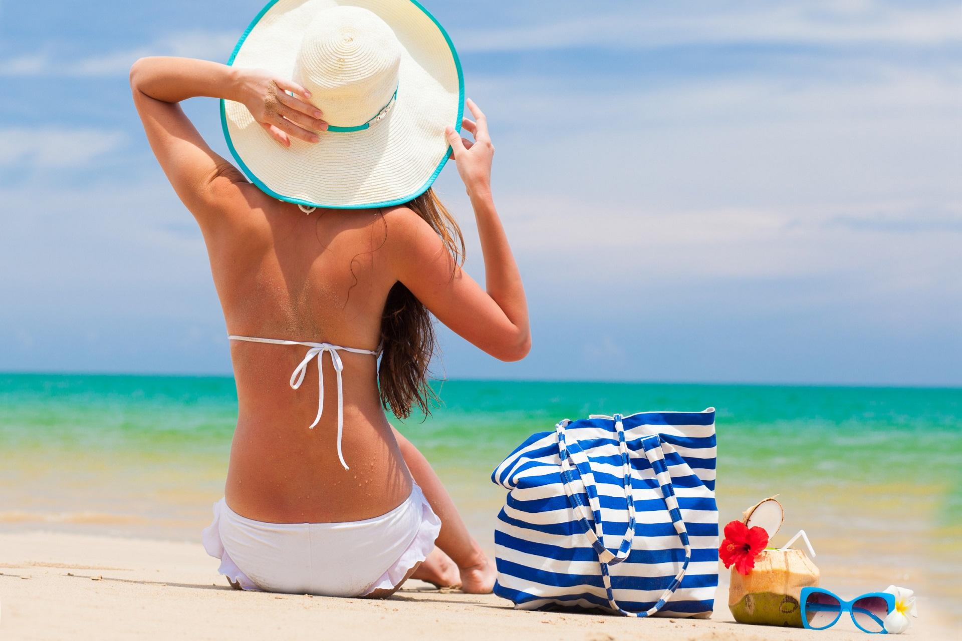 8 необходимых вещей на пляже