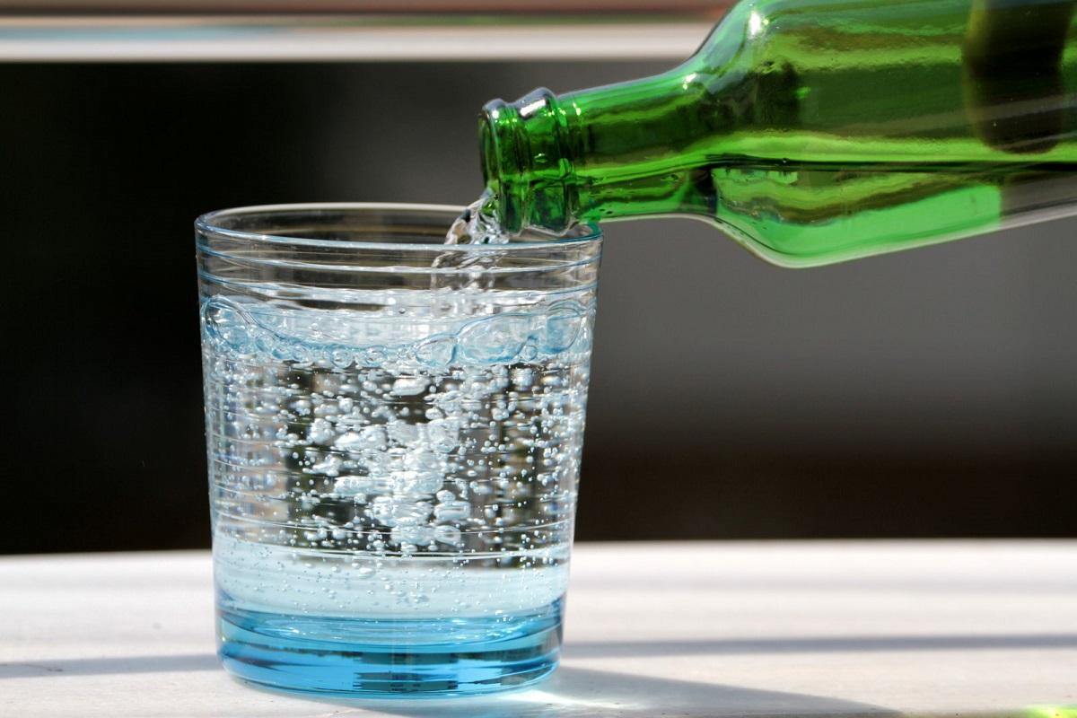 Питьевая минеральная вода