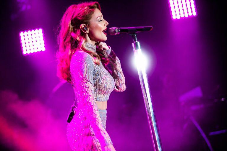 Тина Кароль отправилась во Всеукраинский тур в поддержку нового альбома