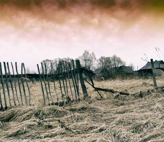 10 мистических мест в Украине - Бугайский треугольник (хутор Малая Бугайка, Сумская область)