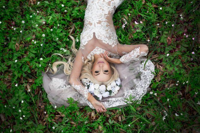 Свадебное платье Lily Kish