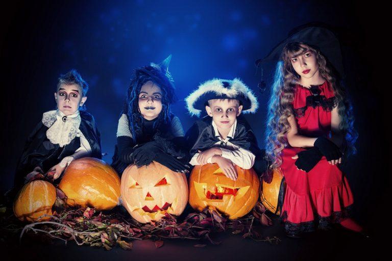 Хеллоуин: история возникновения праздника